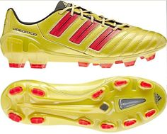 adidas adipower predator trx fg football boots nero bianca red