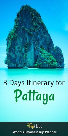 Spend Your 3 Days Relaxing In Pattaya With Ready Itinerary By TripHobo