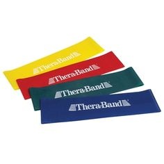 Thera-Band Exercise 8-Inch Band Loops | Shop OPTP.com