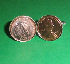 1995 American Coin Cufflinks, Birthday Gift, President Lincoln coin by… 25th Birthday Gifts, American Coins, Coin Collecting, Etsy Vintage, Lincoln, Presidents, Irish, Cufflinks, Personalized Items