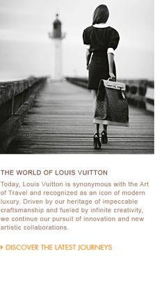 World of Louis Vuitton