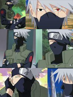 Naruto Shippuden /Kakashi Hatake he is the best <3