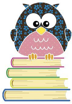 Cute Things: Owl clipart