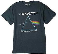 Pink Floyd T Shirt Dark Side of The Moon Mens Womens Classic Rock Band Shirt NEW