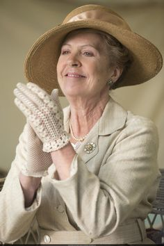 Downton Abbey ~ Isobel Crawley