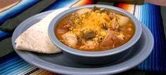El Pinto Green Chile Chicken Stew
