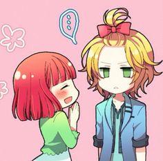 Nanami and Satsuki ^...^