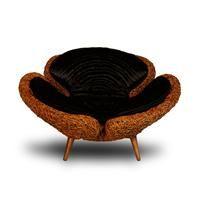 Koji chair (Cloverleaf)
