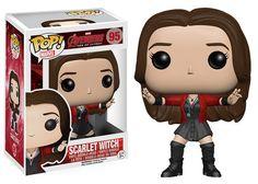 Pop! Marvel: Scarlet Witch | Funko