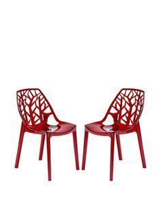 LeisureMod Set of 2 Modern Cornelia Dining Chairs, Transparent Red, http://www.myhabit.com/redirect/ref=qd_sw_dp_pi_li?url=http%3A%2F%2Fwww.myhabit.com%2Fdp%2FB00V4SKW7I%3F