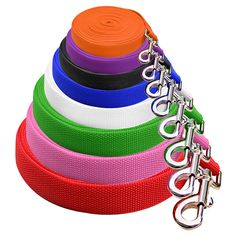 Great savings on this Training Leash 6 Sizes with Pawsifty - your source of daily pet deals with free worldwide delivery. http://www.pawsify.com/product/training-leash-6-sizes/