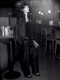 Kristine Drinke | Daniel King | Elle US November 2011 | 'Easy Street' - 3 Sensual Fashion Editorials | Art Exhibits - Anne of Carversville Women's News