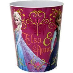 disneys frozen anna and elsa waste can walmart com