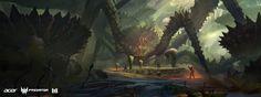 ArtStation - ACER (Predator), Juan Pablo Roldan