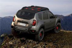 Renault Duster Extreme konsepti