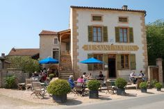 What to do in and around Cormatin: 12a : Le Saint-Martin in Chapaize