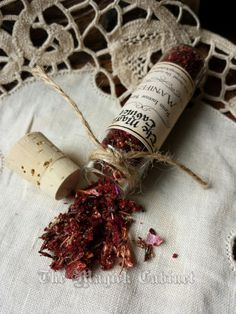 Manifest Incense, Handcrafted Incense, Ritual Incense, Spiritual Supplies, Pagan, Witch, Wicca, Aromatherapy, Natural Incense, Incense Blend