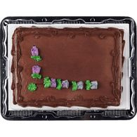 All Occasions Chocolate Half Slab Cake 23.00$