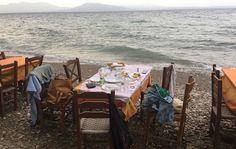 Η πιο - πάνω - στο - κύμα - ταβέρνα της Αττικής Restaurants, City, Travel, Trips, Traveling, Restaurant, Cities, Tourism, Diners