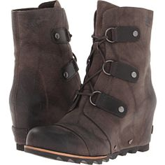 SOREL Joan Of Arctic wedge boots - my style? but someone else might get them for Christmas  :) !!