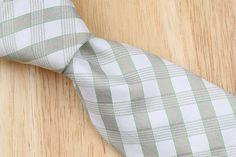 Recent HUGO BOSS Skinny Beige Green Red Plaid Striped mens Silk Tie #HUGOBOSS #NeckTie