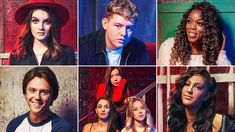 Image caption Clockwise from top left: Holly Tandy, Michael Rice, Kerrie-Anne, Anisa, Maid and Jordan Clarke Six contestants will battle it out to represent the Michael Rice, Image Caption, Maid, Bbc, Songs, News, Entertainment, Maids, Entertaining