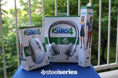 SteelSeries The Sims 4 gadgets