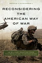 As a scholar of Clausewitz, Echevarria borrows explicitly from the Prussian to describe the American way of war not only as an extension of US policy by other means, but also the continuation of US politics by those means. The book's focus on strategic and operational practice closes the gap between critiques of American strategic thinking and analyses of US campaigns.