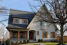 Bradley Hills area with Stucco and stone