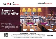 Special offer at Cafe Swiss