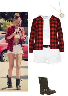 """""""Miley Cyrus"""" by carrotclover1d on Polyvore"""