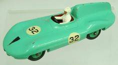Classic vintage Dinky Toys diecast model Connaught Racing Car in Sea Green £39.95