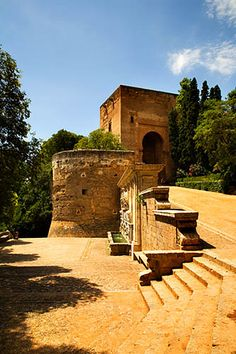 The Alhambra ~ Granada, Spain  ✈✈✈ Here is your chance to win a Free Roundtrip Ticket to Cordoba, Spain from anywhere in the world **GIVEAWAY** ✈✈✈ https://thedecisionmoment.com/free-roundtrip-tickets-to-europe-spain-cordoba/