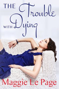 5 Stars ~ Other - Chick Lit/Suspense/Thriller ~ Read the review at http://indtale.com/reviews/suspense-thriller/trouble-dying