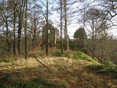 Dunphail Castle
