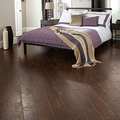 Karndean Hickory Peppercorn Luxury Vinyl Plank Flooring …