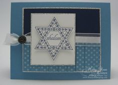 Shalom CCMC166 by stampinstepmom - Cards and Paper Crafts at Splitcoaststampers