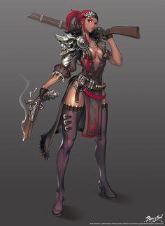 Fantasy Art, Pirate