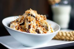 Samoa Dip - Can't wait to try this!