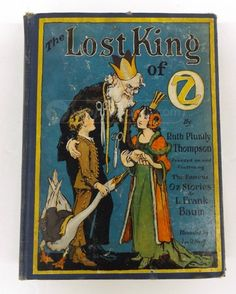 shopgoodwill.com: 'The Lost King of Oz'