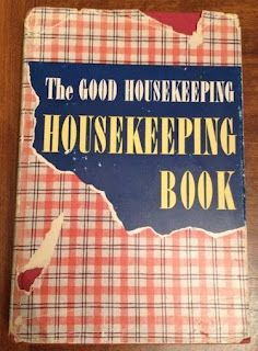 1947 Good Housekeeping Housekeeping Book review, wisdom from the past.