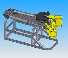 Hydraulic Tube Bender Engineering Project Benders and Bending Metal Bending Tools, Metal Working Tools, Metal Tools, Diy Welding, Welding Tools, Metal Projects, Welding Projects, Metal Fabrication Tools, Metal Shaping