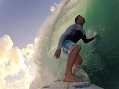 Incredible photos of people surfing, snowboarding, parachuting