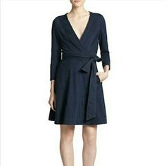 """Diane Von Furstenberg """"""""Christa"""""""" Wrap Dress (10)"""