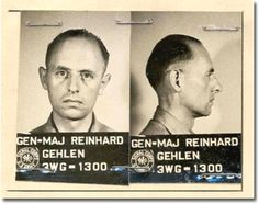 Reinhard Gehlen (1902-1979) was an officer in the German army during World War II. From 1942, he served as chief of Fremde Heere Ost, the German Army's military intelligence unit on the Eastern Front. At the start of the Cold War, he was recruited by the United States military to set up a spy ring directed against the Soviet Union known as the Gehlen Organization, which employed numerous former SS, SD and Wehrmacht officers. He eventually became head of the West German intelligence…