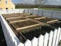 Image result for colonial williamsburg kitchen garden pictures