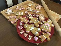 Gingerbread - Omini Pan Di Zenzero - YouTube