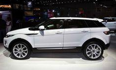 Range Rover Evoque.. I WANT!