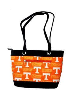 Tennessee Purse Volunteers Handbag University Ut Nwt Ncaa Orange Vols Bag