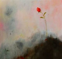 Paintings | Paula Jones Art - Grow Where You're Planted